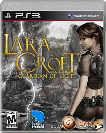Lara Croft and the Guardian of Light + 5 DLC (2010/ENG/PS3)