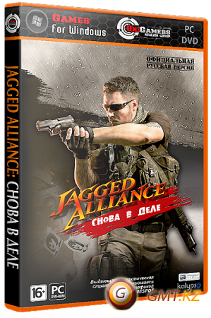 Jagged Alliance: Back in Action v1.03 + 4 DLC (2012/RUS/RePack от R.G. UniGamers)
