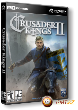 Крестоносцы 2 / Crusader Kings 2 v.3.3.0 + 66 DLC (2012/RUS/ENG/Лицензия)