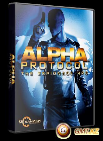 Alpha Protocol (2010/RUS/ENG/RePack от R.G. Механики)