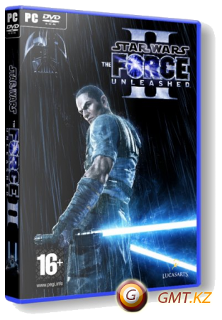 Star Wars: The Force Unleashed 2 (2010/RUS/ENG/Лицензия)