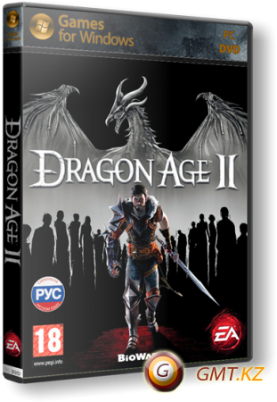 Dragon Age 2 v.1.04 + ALL DLC (2012/RUS/ENG/RePack от Fenixx)