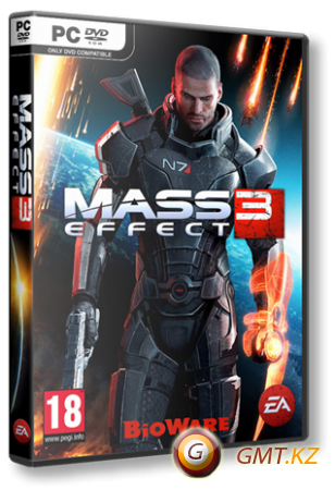 Mass Effect 3: Digital Deluxe Edition (2012/RUS/ENG/��������)