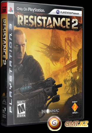 Resistance 2 (2008/EUR/ENG)