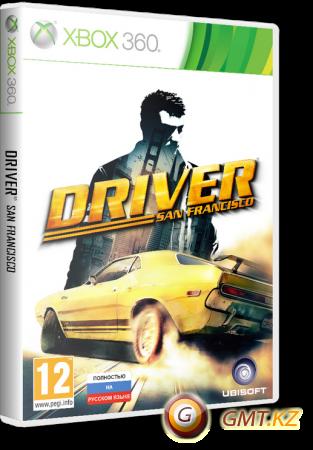 Driver: San Francisco (2011/RUSSOUND/Region Free)