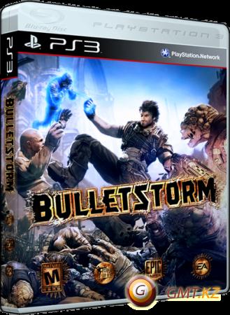 Bulletstorm (2011/RUS/FULL)