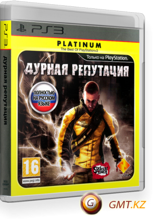Infamous / Дурная репутация (2009/RUS/Full)