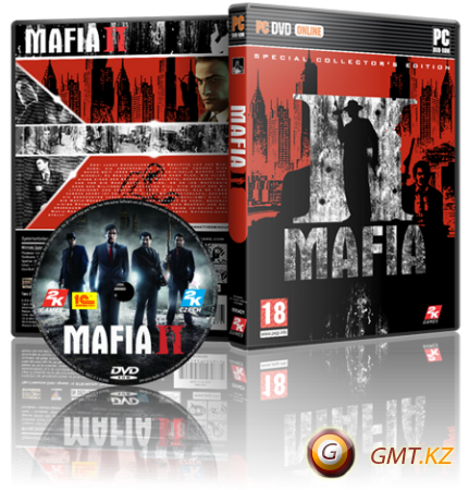 Mafia 2: Digital Deluxe + 8 DLC (2010/RUS/Repack от Fenixx)