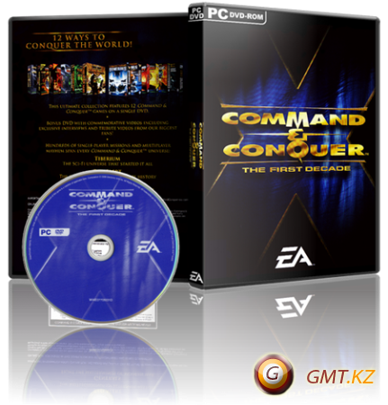 Command & Conquer: The First Decade (2002/RUS/ENG/RePack от R.G. Механики)