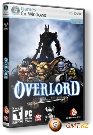 Overlord Anthology (2007-2009/RUS/ENG/RePack от R.G. Catalyst)