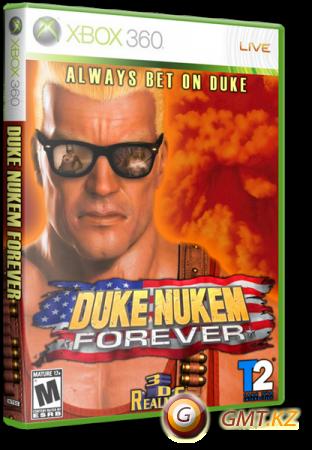 Duke Nukem Forever (2011/RUS/Region Free)