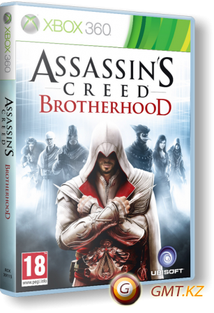 Assassin's Creed: Brotherhood (2011/RUS/LT+PAL/Region Free)