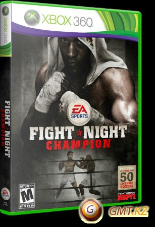 Fight Night Champion (2011/RUS/Region Free)