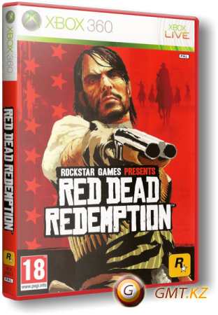 Red Dead Redemption (2011/ENG/Region Free)