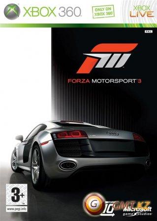 Forza Motorsport 3 (2009/RUS/PAL)