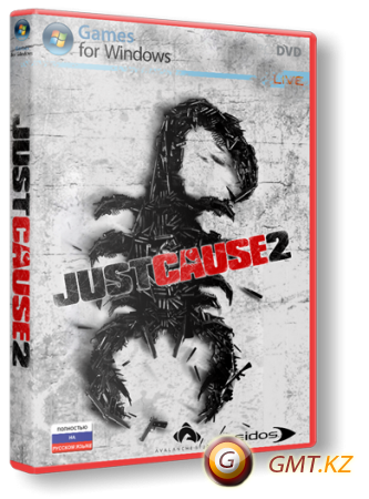 Just Cause 2 + 9 DLC (2010/RUS/ENG/Repack от Fenixx)