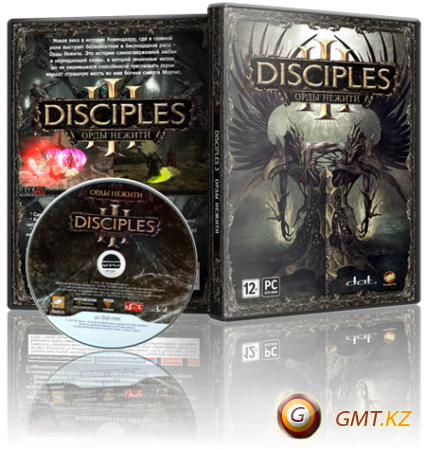 Disciples 3 Орды нежити / Disciples 3 Resurrection (2010/RUS/RePack от Fenixx)