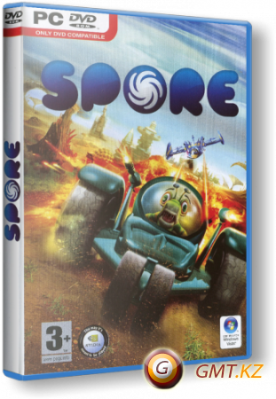 Spore Anthology (2008-2010/RUS/ENG/RePack)