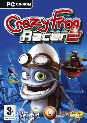 Crazy Frog racer 2 (2006/MULTI)