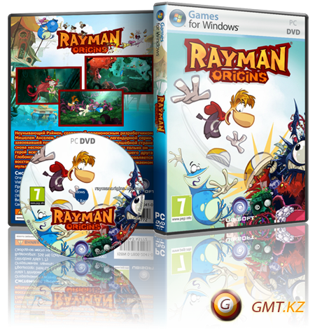 Rayman Origins (2012/ENG/Lossless RePack от R.G. UniGamers)
