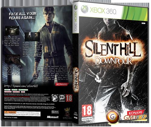 Silent Hill Downpour Xbox 360 скачать торрент