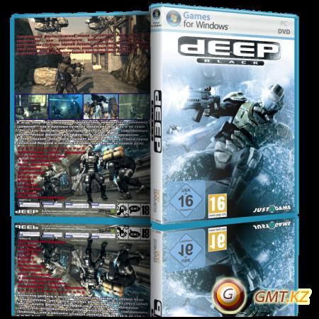 Deep Black Reloaded v1.2 (2012/RUS/ENG/RePack от R.G. ReCoding)