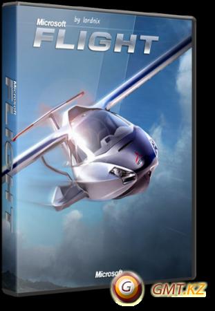 Microsoft Flight/Авиасимулятор (2012/ENG/Multi5/Цифровая лицензия)