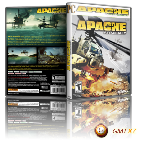 Apache: Air Assault ver 1.0.0.1 (2010/RUS/RePack от Fenixx)