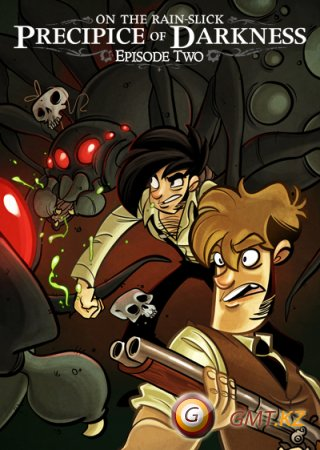 Penny Arcade Adventures.The Rain-Slick Precipice Of Darkness (2009/RUS/Repack/2 in 1)