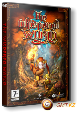 The Whispered World Special Edition (2014/RUS/Лицензия)