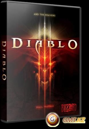 Diablo III: Collectors Edition + Reaper of Souls v.2.1.1.27255 (2014/RUS/��������)