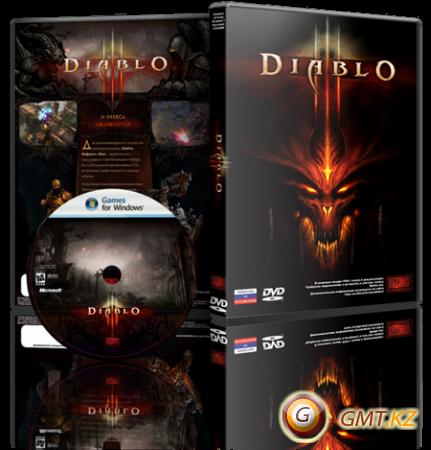 Diablo 3 (2012/ENG/Лицензия Цифровая)
