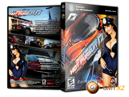 Need for Speed Hot Pursuit (2010/RUS/ENG/RePack от R.G. Механики)