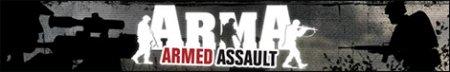 ArmA: Armed Assault Gold (2008/RUS/RUS/RePack)