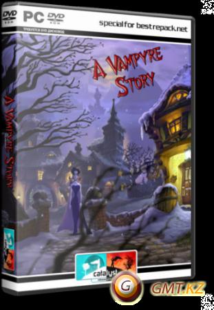 A Vampyre Story: Кровавый роман (2009/RUS/RePack от R.G.Catalyst)