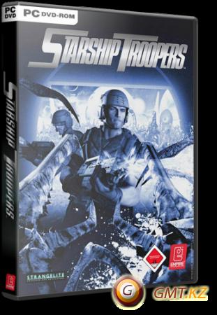 STARSHIP TROOPERS / ЗВЕЗДНЫЙ ДЕСАНТ (2005/RUS/ENG/REPACK)