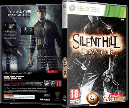 Silent Hill Downpour (2012/RUS/Region Free)