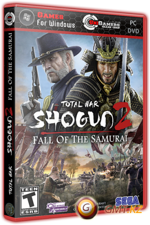 Total War: Shogun 2 Fall of the Samurai (2012/RUS/RePack от R.G.UniGamers)