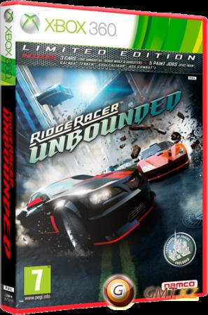 Ridge Racer Unbounded (2012/ENG/LT+ v2.0/Region Free)
