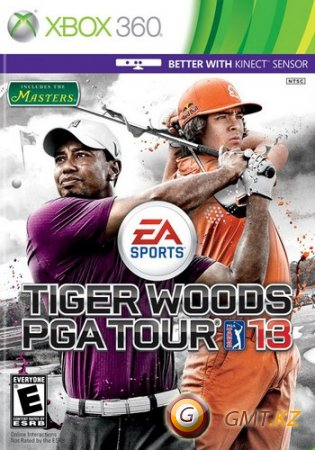 Tiger Woods PGA Tour 13 (2012/ENG/XGD2/RegionFree)