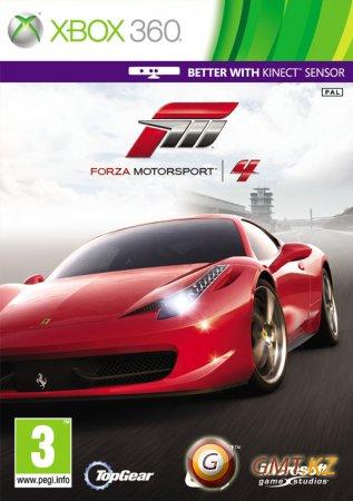 Forza Motorsport 4 (2011/RUS/XGD3/LT+ 2.0/PAL)