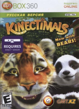 Kinectimals (2010/Rus/Region Free)