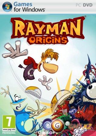 Rayman Origins (2012/Профессиональный/Текст)