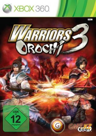 Warriors Orochi 3 (2012/ENG/XGD3/LT+3.0/Region Free)