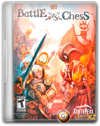 BATTLE VS CHESS: КОРОЛЕВСКИЕ БИТВЫ (2011/RUS/LOSSLESS REPACK)