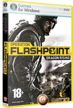 Operation Flashpoint 2: Dragon Rising v.1.02 (2010/RUS/Repack от Fenixx)
