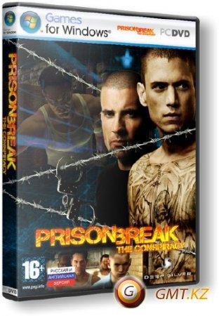 Prison Break: The Conspiracy (2010/RUS/ENG/RePack)