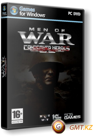 Штрафбат / Men of War: Condemned Heroes (2012/RUS/Пиратка)