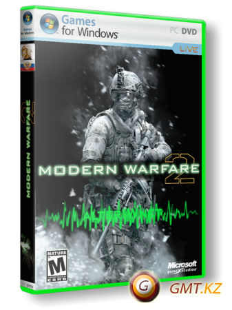 Call of Duty: Modern Warfare 2 (2009/RUS/Singleplayer Rip от z10yded)