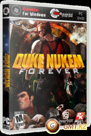 Duke Nukem Forever (2011/RUS/ENG/RePack от R.G. UniGamers)